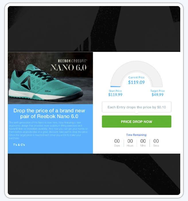 Price Drop Campaign Designs